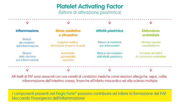 il fattore di attivazione piastrinica