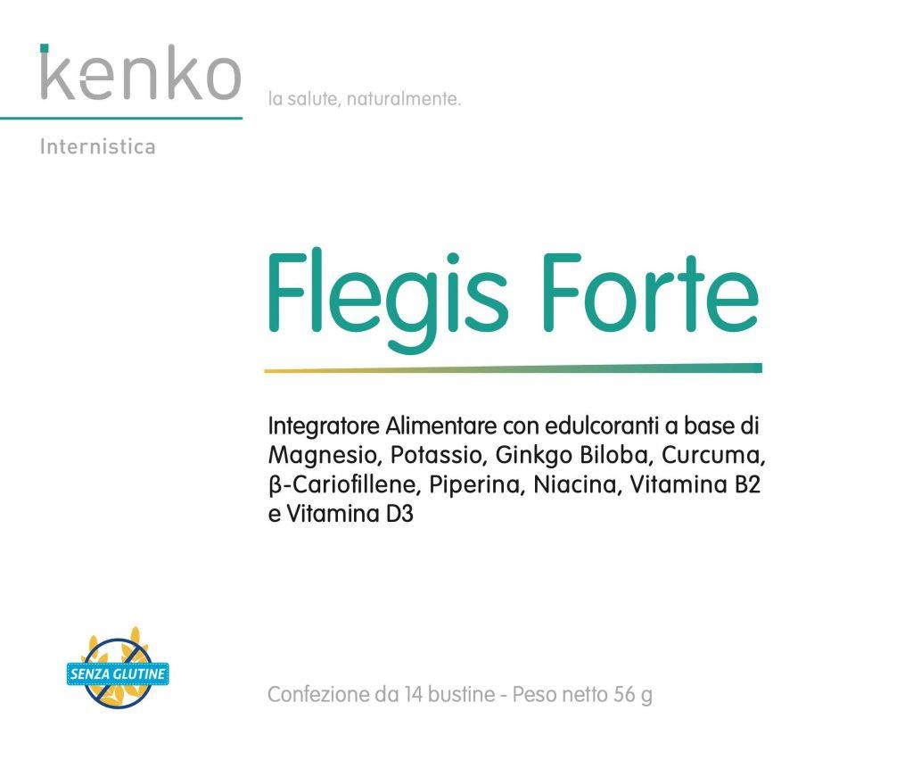 cover Flegis Forte con il simbolo gluten free